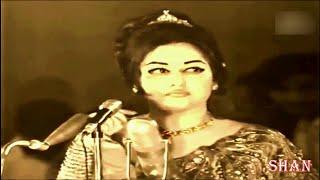 noor jehan live concert in lahore in 1971