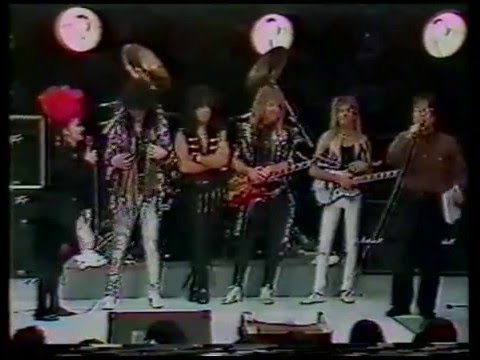 Quiet Riot - Live At TVK, Yokohama, Japan, 1986