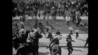 Le Cuirassé Potemkine - Les escaliers d