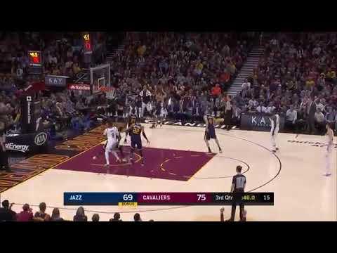 Cleveland Cavaliers-Utah Jazz | Lebron James-Cedi Osman | NBA | 17.12.2017