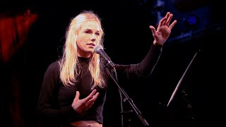 slam'md ⚡ Katharina Wenty - Nur das Mittelmeer schrie seinen Namen