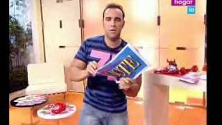 Concursante ACIERTA EL BOTE (12000 €) y el presentador se ...