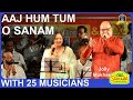 Aaj Hum Tum O Sanam I Saathi I Jolly Mukherjee Live I Shialja I Bollywood Songs I 90s  Hindi Songs