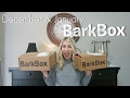 December & January BarkBox Unboxing With Cooper! Comparing Months!
