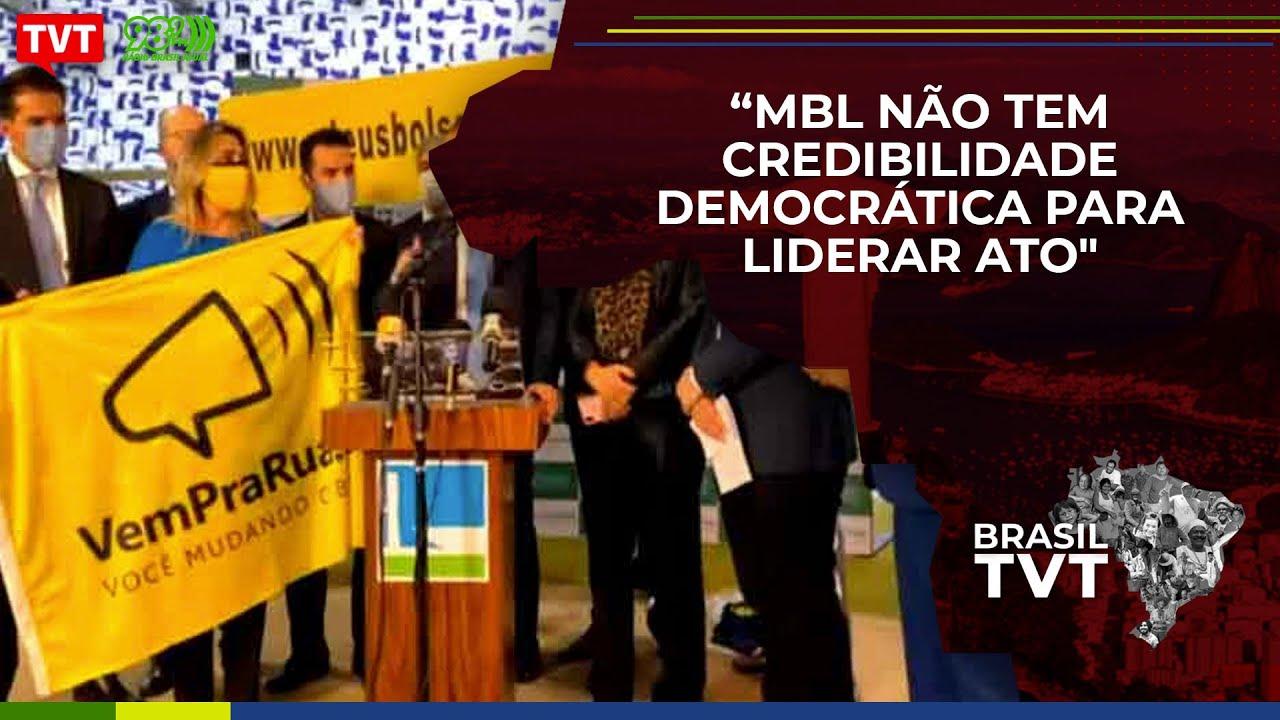 """Download """"MBL não tem credibilidade democrática para liderar ato"""""""