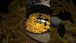 Картофель фри в мультиварке Delonghi