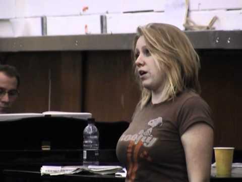 Messiah: Backstage -Sophie Bevan sings