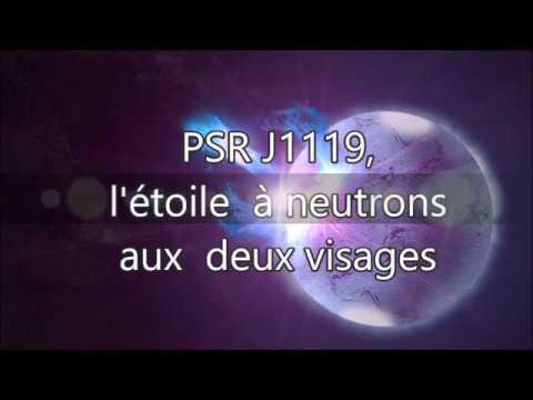 [Astrophysique] PSR J1119, l'étoile à neutrons aux deux visages