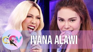 Vice is charmed by Ivana's beauty | GGV