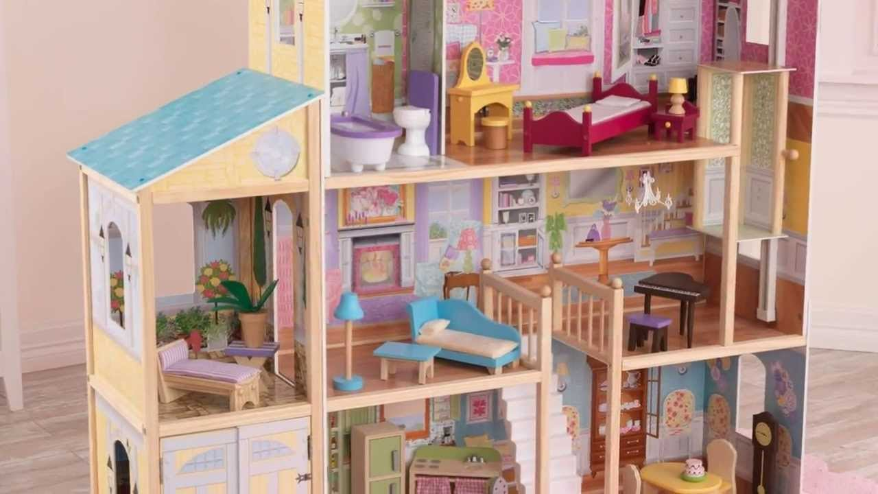 Doll House Doll Accessories Kidkraft Youtube
