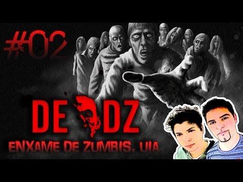 Dead Z, #02 Enxame de Zumbis, Correndo, Sobreviver - U P G a m e s