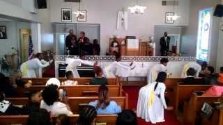 """Now Behold the Lamb"" by Tamela Mann Performance"