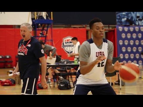 USA Basketball Announces 2016 USA Men