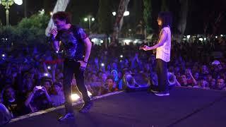 LIVE..!!! Panggung Sandiwara/Menanti kejujuran - Achmad Albar/Utox Londalo & Laskar band