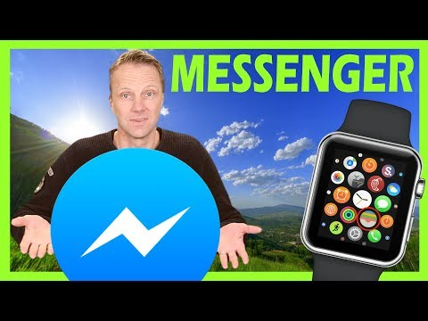How To Setup Messenger On Apple Watch
