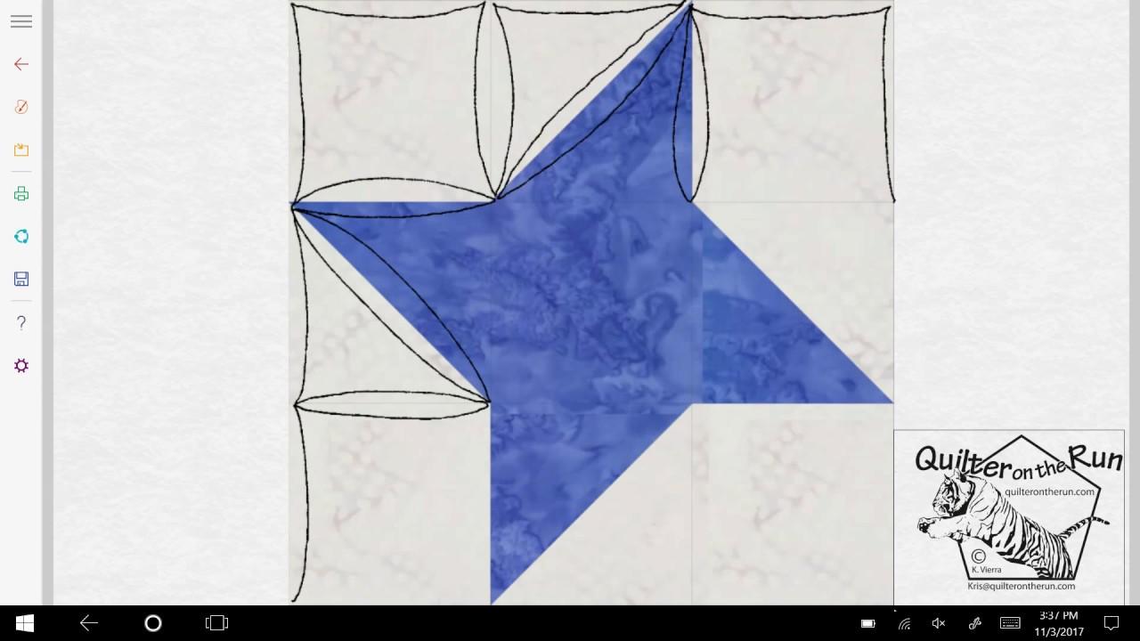 Friendship Star Quilt Block Quilting Ideas Variation #3 - YouTube : friendship star quilt block - Adamdwight.com