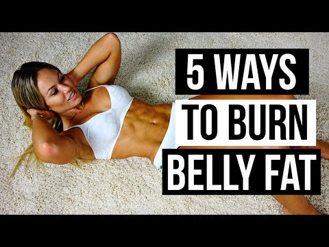 5 Best Scientifically Proven Ways to Lose Belly Fat ...