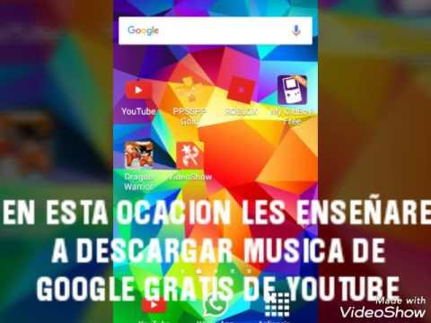 descargar canciones online gratis de youtube