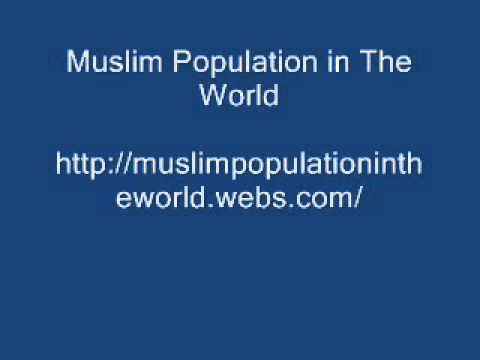 Muslims Population in America and latin America is 100 Millions