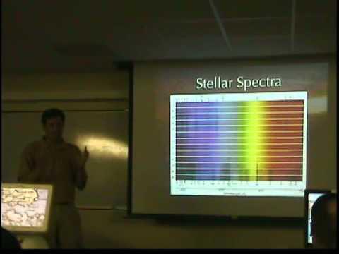 Understanding Astronomical Spectra
