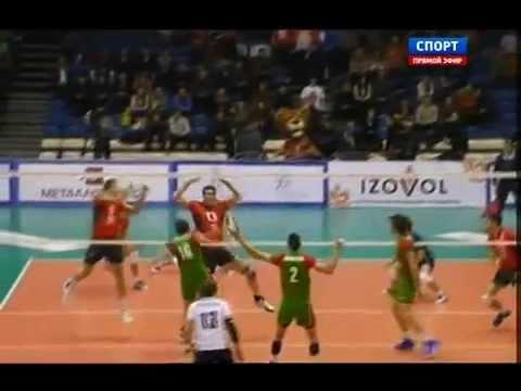 Belgorod - Novosibirsk 26.12.2012 Russian Cup