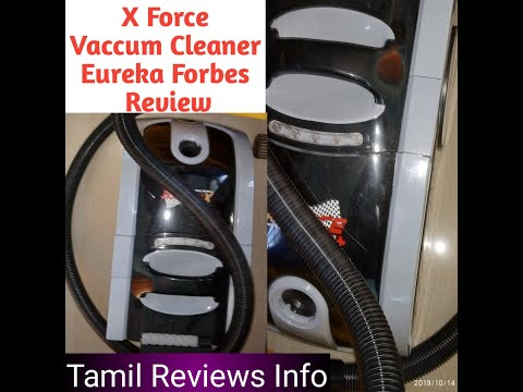 Eureka Forbes X Force Vaccum Cleaner Review Tamil Reviews Info