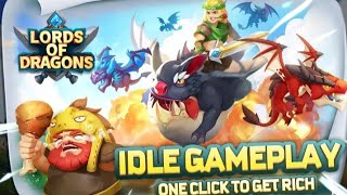 Lords Of Dragons Gameplay + Review|Latest Android Games|