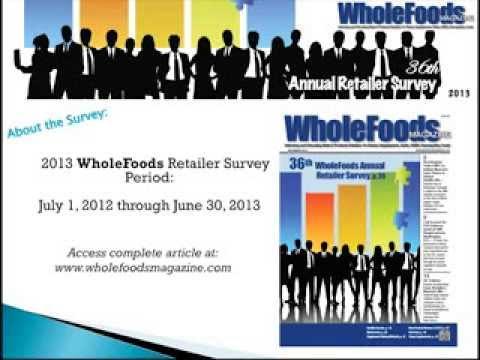 WholeFoods Magazine 2013 Retailer Survey Podcast