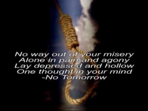 Sentenced - Noose [With Lyrics]
