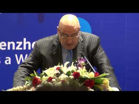 Speech of 2012 Shenzhen Symposium on Internationalization, Shenzhen 18/11 - Alberto Forchielli