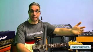Gitarre lernen - Wie benutze ich einen Booster bzw. Zerrpedal?
