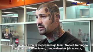 """Szpilka - Basile: """"Bestia"""" zapowiada wygraną"""