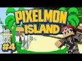 Pixelmon Island Special Mini-Series! Episode 4 - First Kabutops on The Island!