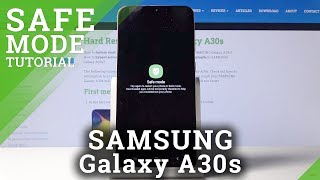 Safe Mode in SAMSUNG Galaxy A30s – How to Enter & Use Diagnostic Mode