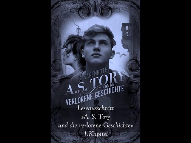 """Kleine Lesung 1 zum Jugendbuch """"A. S. Tory und die verlorene Geschichte"""""""