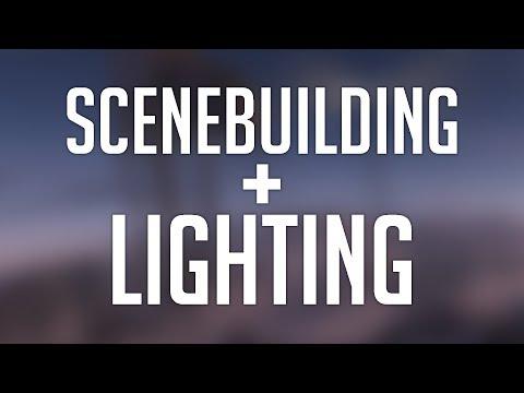 Source Filmmaker | Scenebuild/Lighting Run-Down