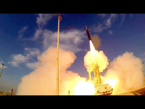 Arrow 3 Ballistic Missile Interceptor - Successful Target Intercept