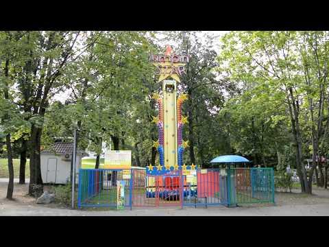 Аттракционы в Минске: Детский парк им. М. Горького