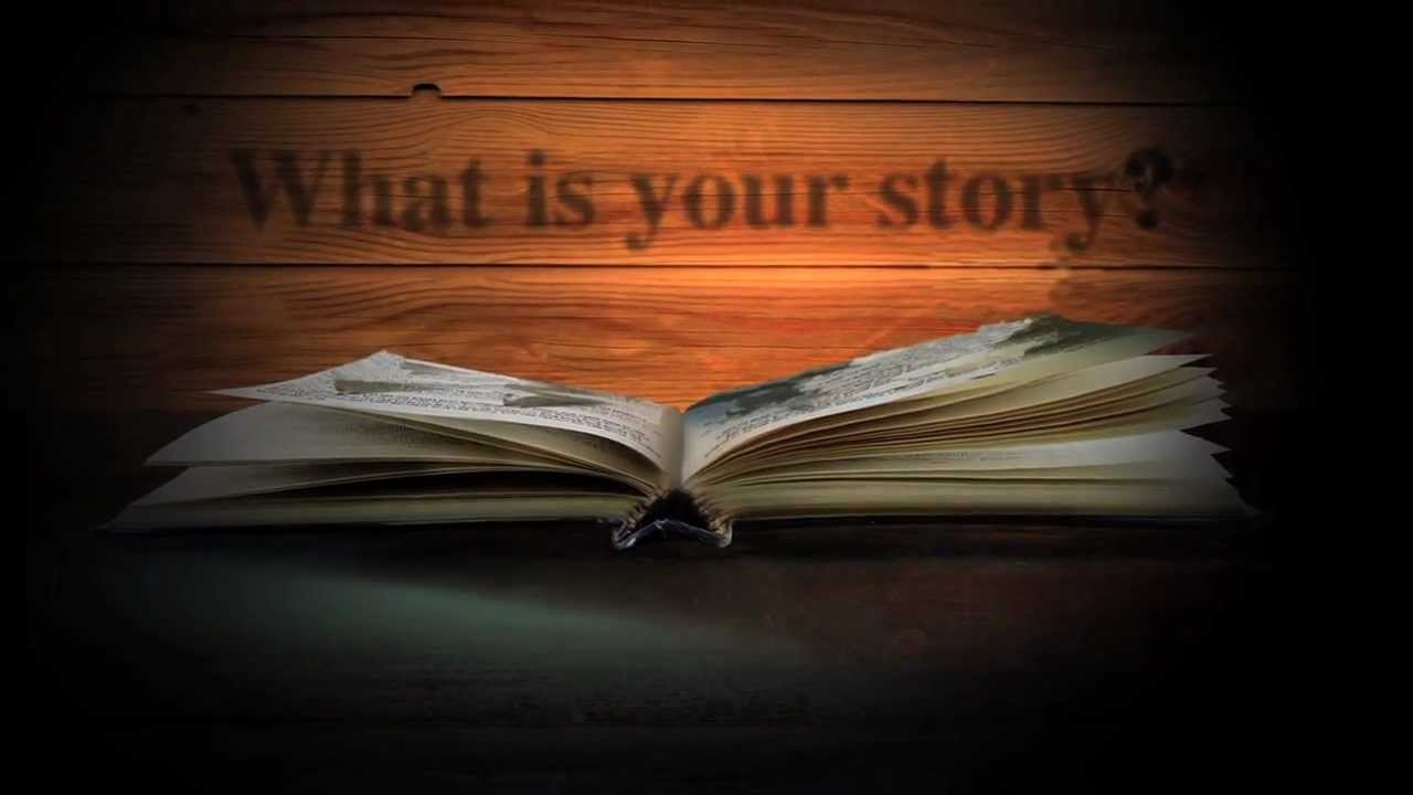 how to tell your life story in 5 minutes