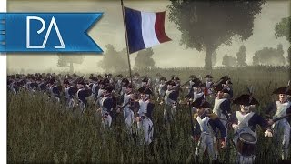 BATTLE OF SUPERPOWERS - Napoleon Total War Gameplay