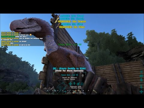 ARK Survival Evolved S02 Ep.11 [Srpski GamePlay]Terror Bird