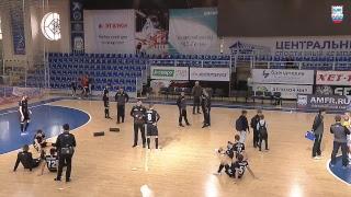 Суперлига. 3-й тур. «Тюмень» - «Сибиряк» (Новосибирск). 2 матч