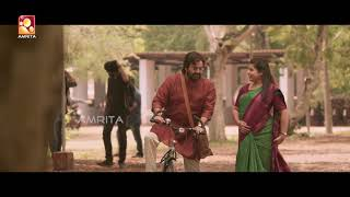 Velipadinte Pusthakam| Mohanlal Church Comedy Scene | Amrita Online Movies