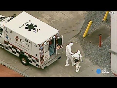 4th Ebola patient arrives in Atlanta, walks into Emory