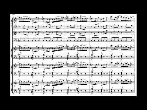 II. Bach J.S. Concerto for 3 Harpsichords BWV 1063 - Alla Siciliana