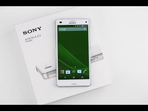 Sony Xperia Z3 Compact - Review des besten Mini-Smartphones deutsch