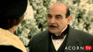 Agatha Christie's Poirot, Series 13: The Labours of Hercules Exclusive Clip