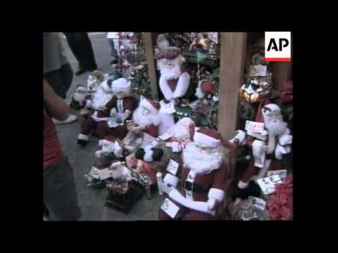 ARGENTINA: CHRISTMAS IN THE SUN