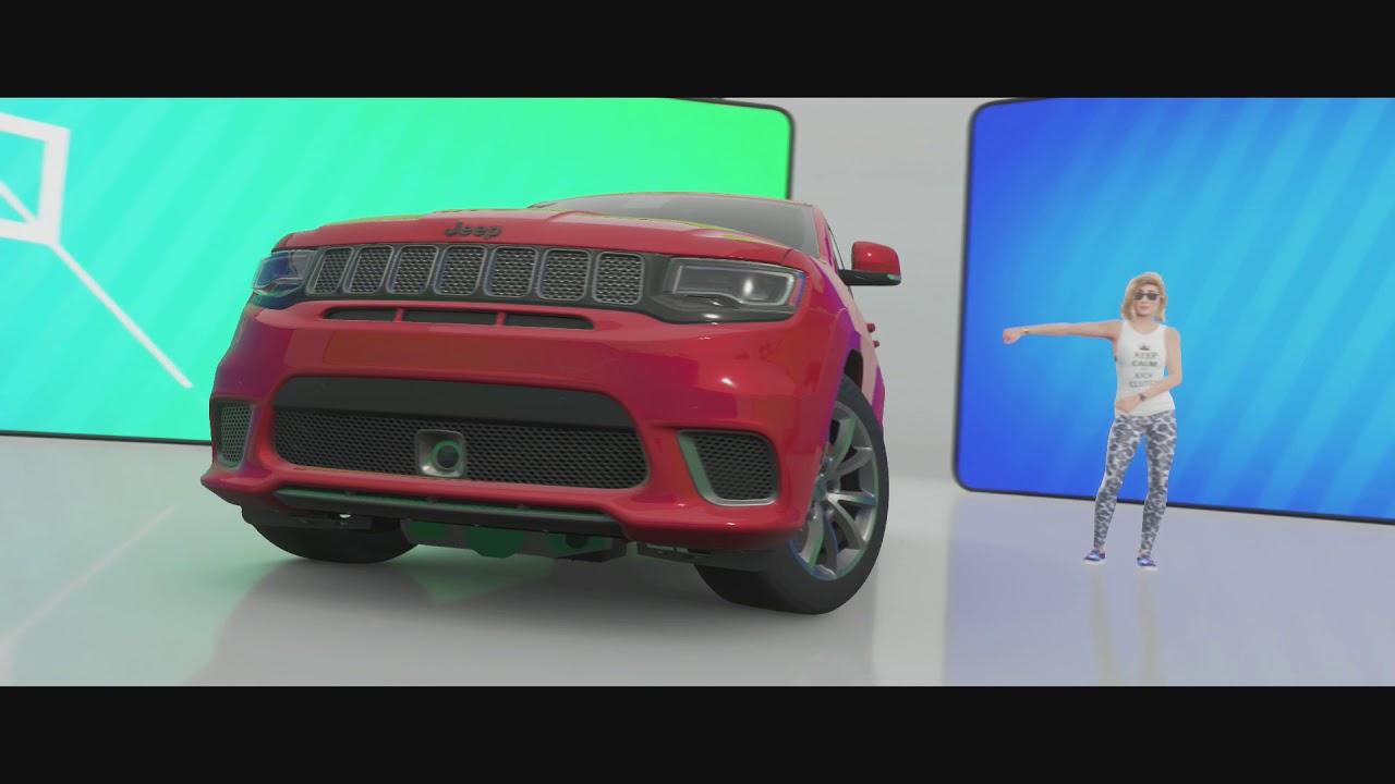 Forza Horizon 4 - Quarry Cross Country Circuit (Sports Utility Heros)