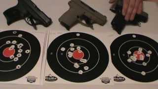 pocket 9mm pistol review kahr cm9 vs keltec pf9 vs ruger lc9 review